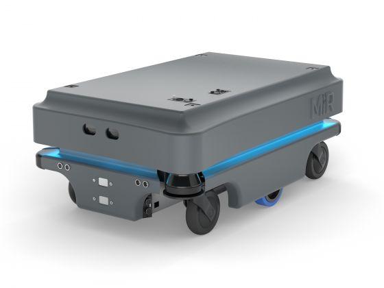 MiR200 - Autonomous Mobile Robot